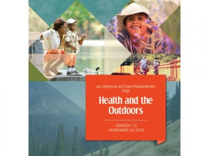 Improving Health by Spending More Time Outdoors