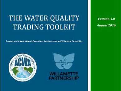 Water Quality Trading Toolkit