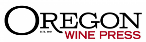 oregon wine press logo oak accord
