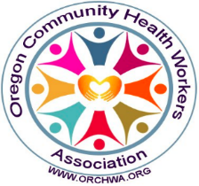 Oregon Health and Outdoor Initiative, Oregon Community Health Workers Association (ORCHWA) logo