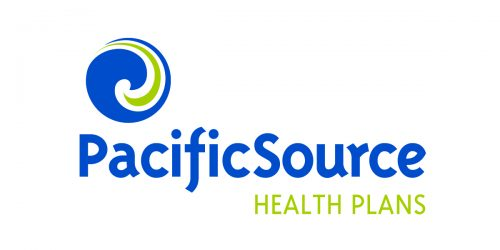 Oregon Health and Outdoor Initiative, PacificSource Health Plans logo