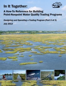 in it together part 2 cover reference for building water quality trading programs