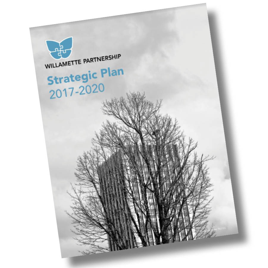 willamette partnership strategic plan '17-'20 cover_drop shadow