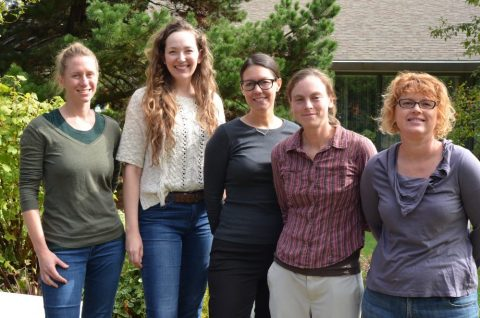 Willamette Partnership growing staff