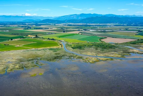 state of the union infrastructure, floodplains, Marlin Green image