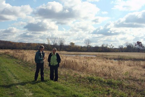 USDA Quantifying Water Quality Benefits of Conservation Practices, Nutrient Tracking Tool