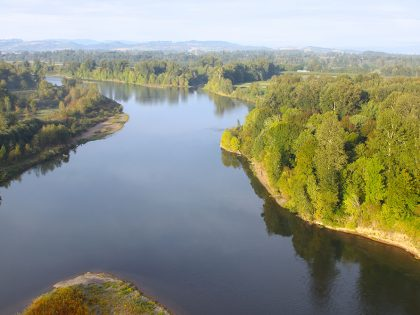 Restoring Cold Water in the Willamette River