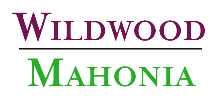 Wildwood Mahonia Logo