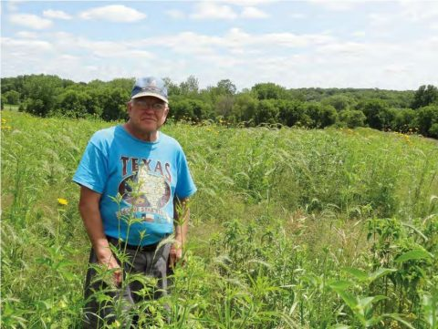 farmer in NACD handbook