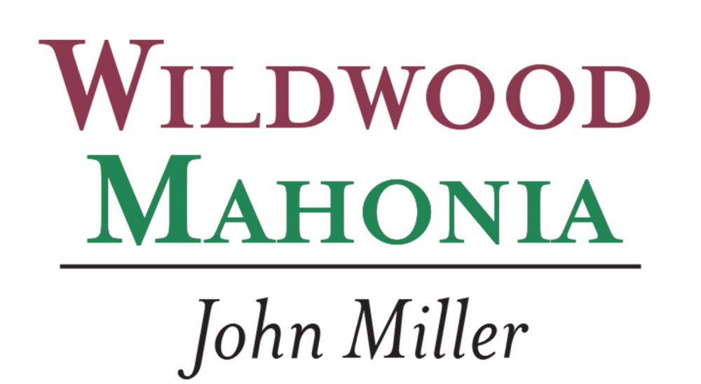 Wildwood Mahonia John Miller logo