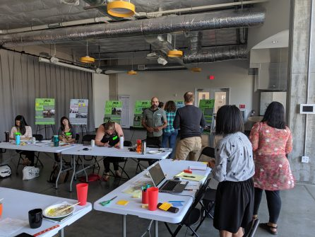 Jade Greening Meeting