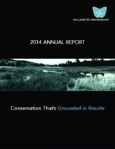 annual report 2014 cover