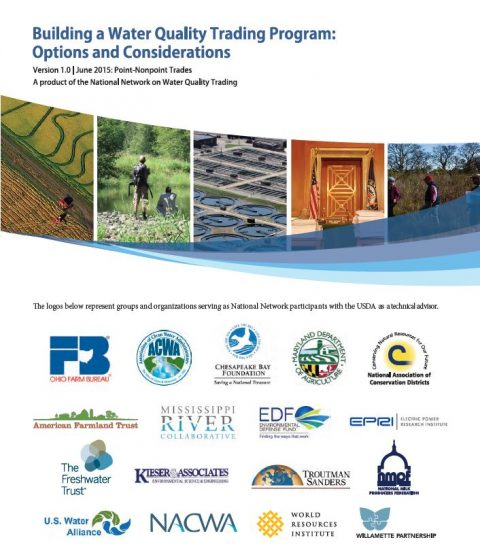 Building a Water Quality Trading Program: Options and Considerations cover