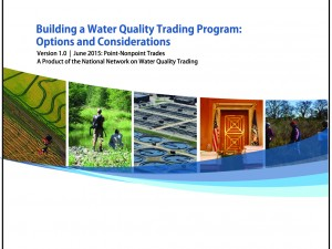 Building a Water Quality Trading Program Just Got Easier with Launch of New Reference