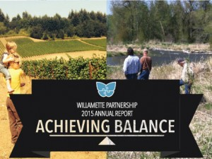Annual Report 2015: Achieving Balance