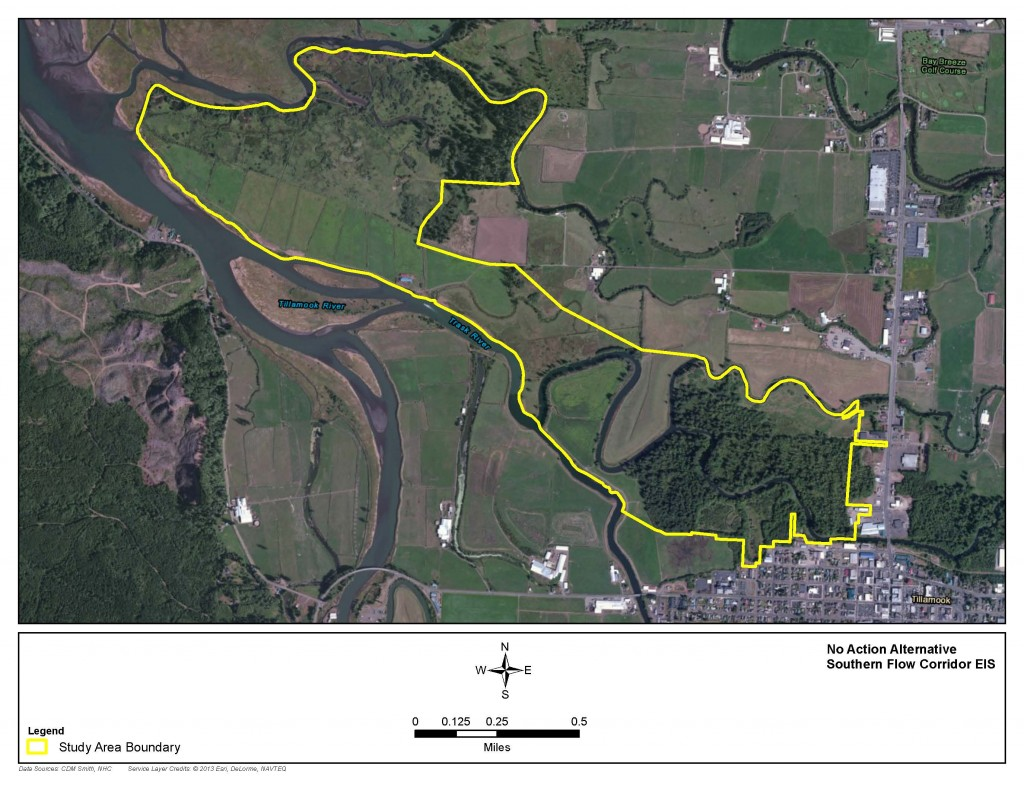 floodplain, tillamook co Southern Flow Corridor