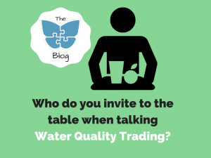 Setting the Table for Water Quality Trading