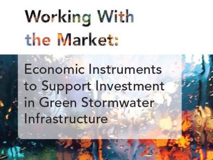 Working With the Market for Green Stormwater Infrastructure