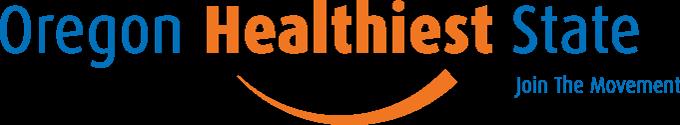 oregon healthiest state logo