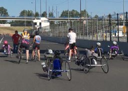 adaptive sports hand cycling oregon health and outdoors initiative