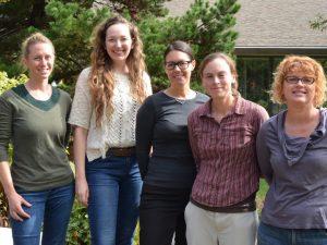 Meet Willamette Partnership's Growing Staff