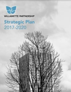 Willamette Partnership Strategic Plan 2017-2020
