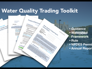 Videos: Introducing States to Water Quality Trading Program Templates