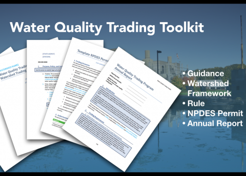 video Water quality trading toolkit