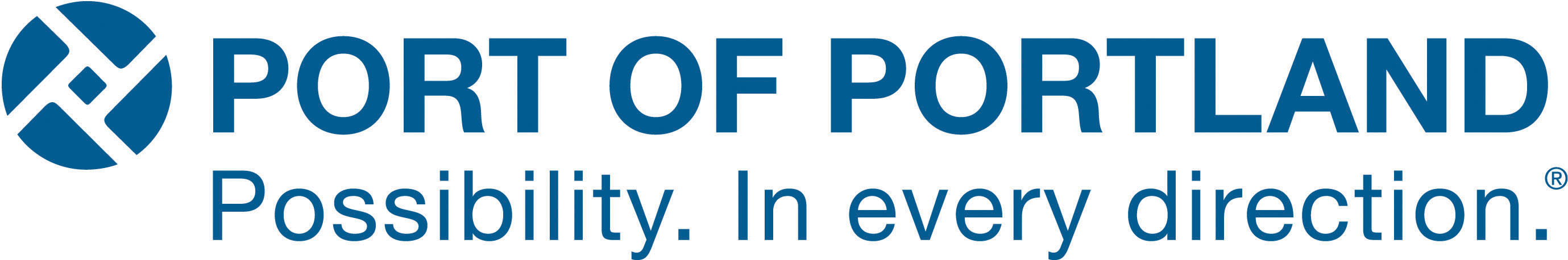 Port of Portland Logo