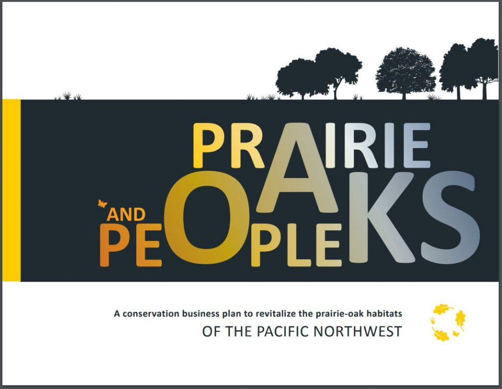 Praire Oaks and People cover