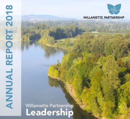 2018 Annual Report: Leadership