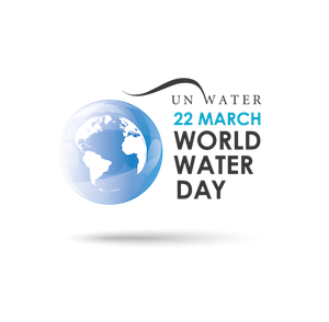 World Water Day UN logo