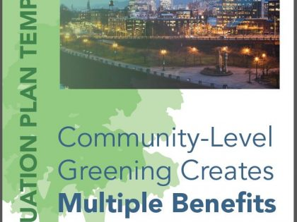 Evaluating Greening Benefits