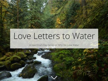 Why We Love Water