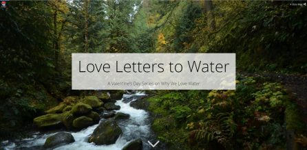 Love Letters to Water