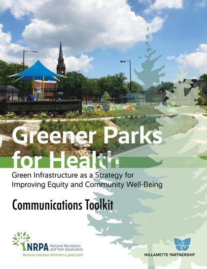 Greener Parks for Health