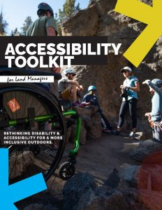 Accessibility Toolkit for Land Managers Cover