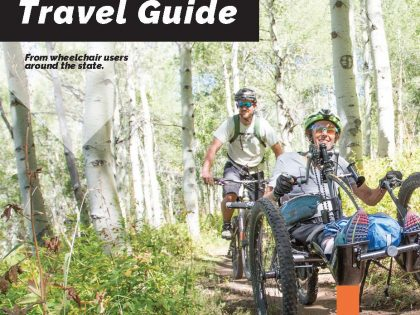 Accessible Outdoor Recreation Travel Guide