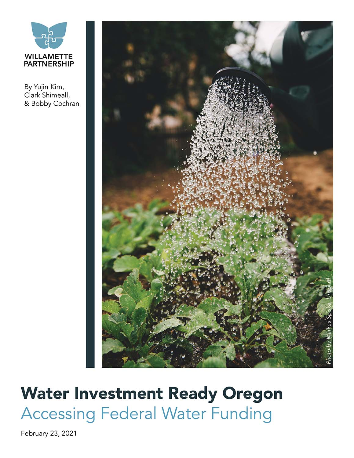 water investment ready oregon