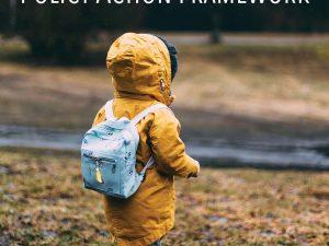 Outdoor Preschool Policy Action Framework